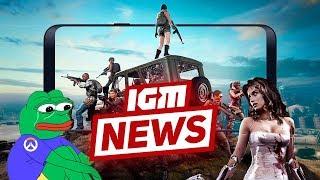 IGM News: Blizzard против мемов и мобильный PUBG