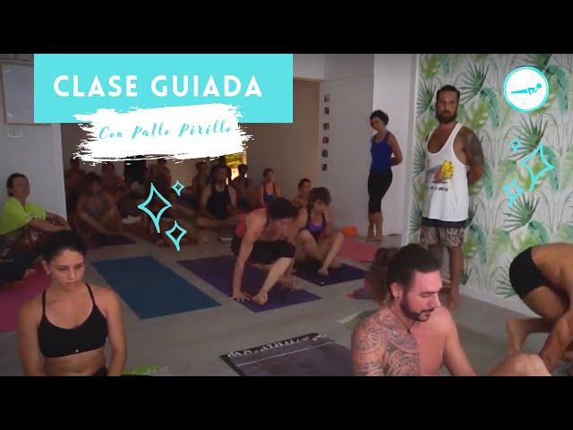 CLASE GUIADA ASHTANGA YOGA CON PABLO PIRILLO EN SANTA CRUZ DE TENERIFE