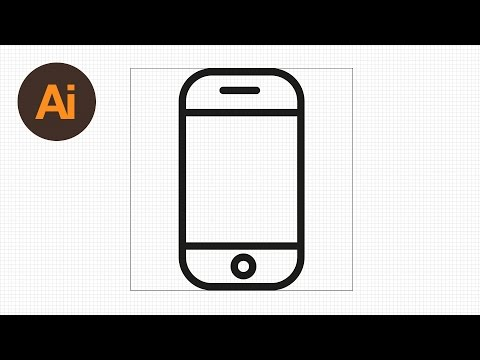 Learn How to Draw Vector Icons in Adobe Illustrator | Dansky