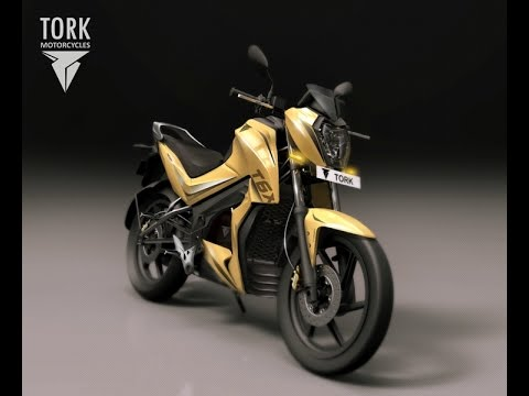 Tork Motorcycles- India's first electric Motorcycle