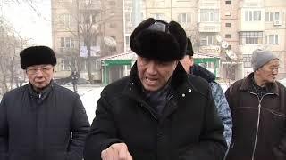 Амандык Баталов инспекция города Талгар