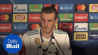 Gareth Bale says he will consider his future with Real Madrid
