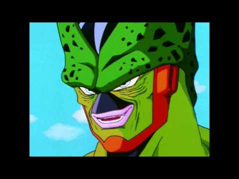 TFS - Cell Discovers Lips (Dragon Ball Z Abridged EP 48)