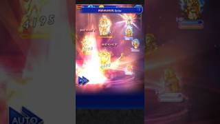 Final Fantasy Record Keeper - (Ultimate++ Boss 17: Wiegraf)