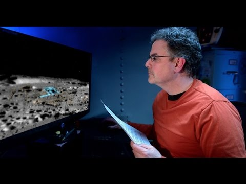 Marc D'Antonio, Astronomer, UFO Video/Image Analyst, 01-11-2017