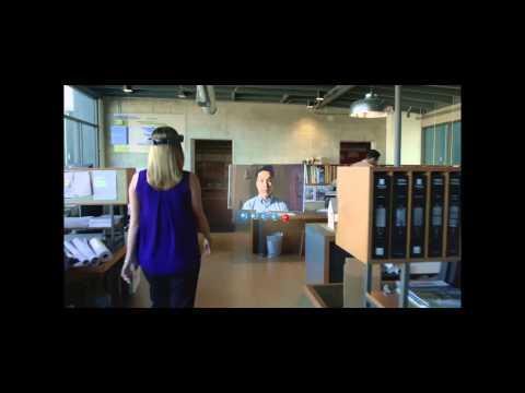 Microsoft Hololens – AR headset