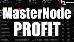 My Masternode Earnings - How Much Profit Did I Make In 6 Months?
