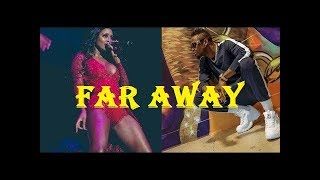 DIAMOND PLATNUMZ FT. VANESSA MDEE - FAR AWAY (BEAT INSTRUMENT)