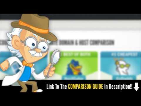 Best Website Hosting Service // Informative Comparison Guide!!