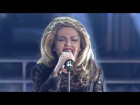 Your face sounds familiar Albania 2 - Beatrix Ramosaj si Adele