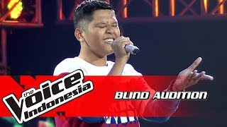 Niel - Dari Mata | Blind Auditions | The Voice Indonesia GTV 2018