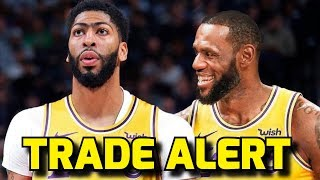 The WINNERS AND LOSERS of the Anthony Davis Trade