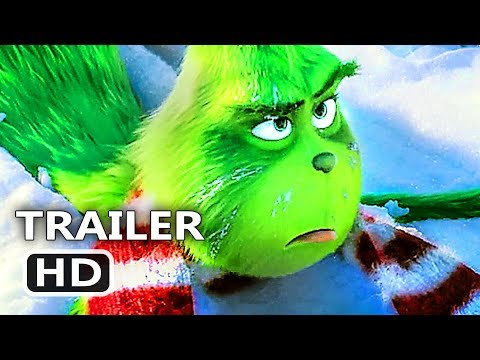 THE GRINCH Official Trailer (2018) Animation Movie HD