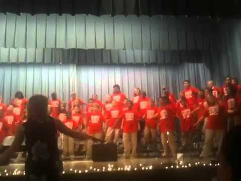 Stockwell Elementary School Spring Concert 2012