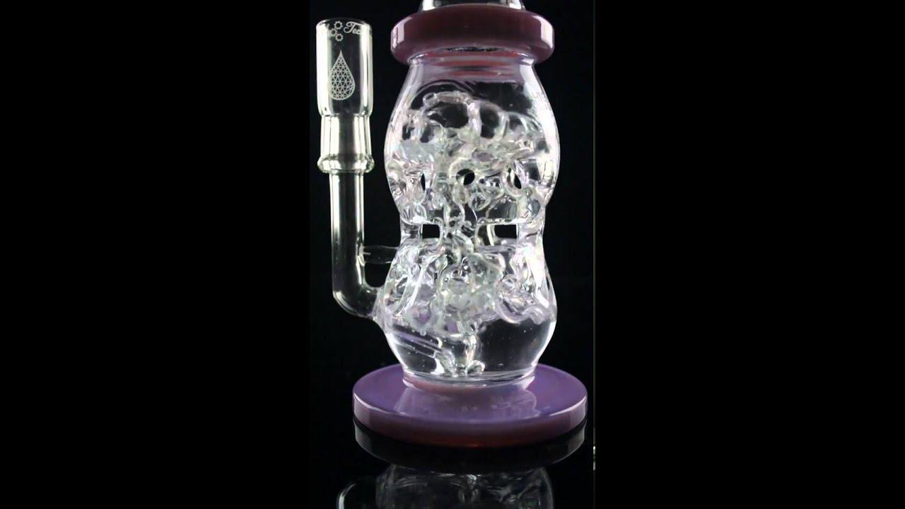 8af00498ab4b High Tech Glassworks Purple
