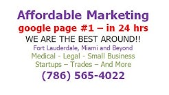 Seo Expert Southwest Ranches - CALL 786-565-4022