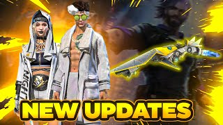 New Updates || Free Fire Live With AmitBhai || New Events || Desi Gamers