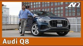 Audi Q8 - Diseño, lujo y tecnología ¿La nueva reina del segmento?