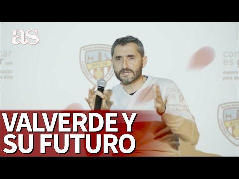 BARCELONA |Los exóticos próximos 'proyectos' de VALVERDE en el fútbol |Diario AS