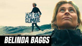 Belinda Baggs mostra que o surfe também é lugar de ativismo   Elas Dançam Com O Mar   Canal OFF