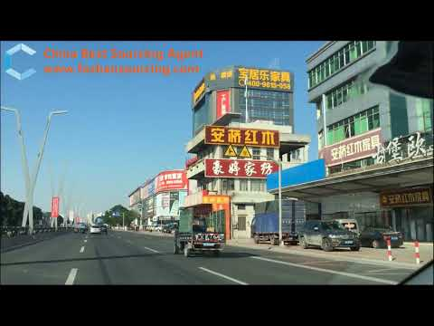 China Shunde Lecong Furniture  Markets Complete Introduction