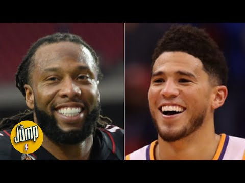Larry Fitzgerald Is Now A Part-owner Of The Phoenix Suns | The Jump