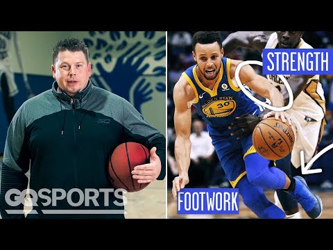 Every Exercise Steph Curry's Trainer Makes Him Do | The Assist | GQ Sports