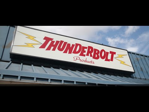 thunderbolt motor transmission youtube