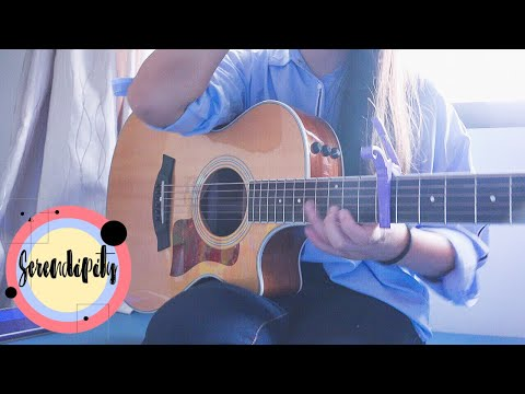 BTS(방탄 소년단), LOVE YOURSELF 承 Her 'Serendipity'- Guitar Cover