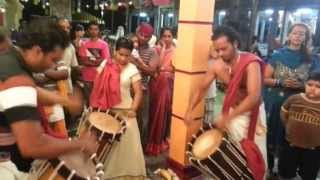 Kerala Janda Melam At Arulmigu Sri Rudra Veerama Kaliamman ALAYAM,Bestari Jaya,Selangor