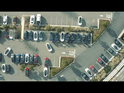 Tesla club performs group 'Smart Summon' to simulate an autonomous valet service of the future
