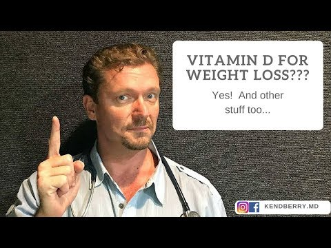 Vitamin D for Weight Loss???