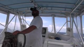 Рыбалка в Майами. Охота на Акулу(Мы поймали огромную Акулу-Молот в океане на рыбалке в Майами. С нами был русский гид. Отменная рыбалка в..., 2012-08-01T04:11:51.000Z)