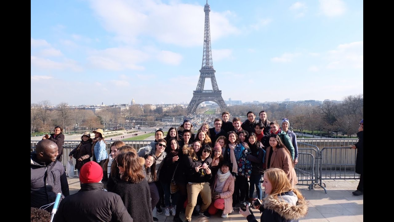 Bus trip paris to barcelona 2016 youtube for Bus barcelona paris barato
