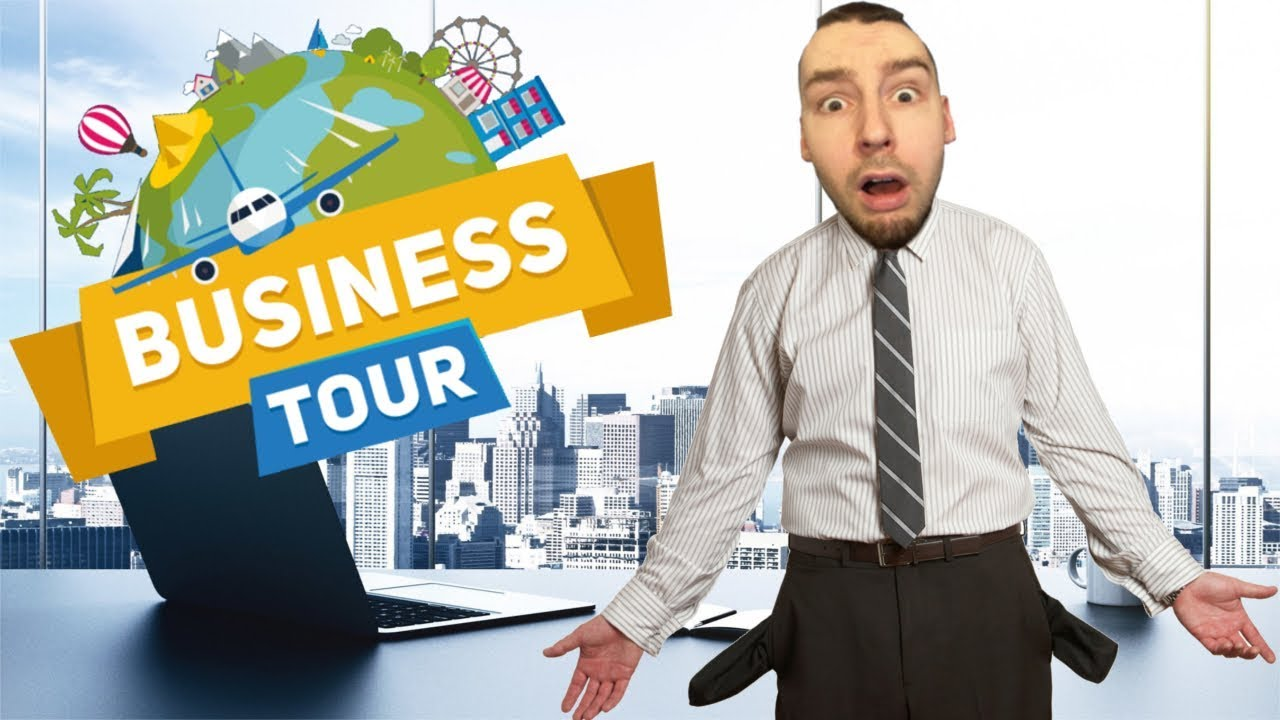 ZOSTAŁEM BANKRUTEM | BUSINESS TOUR #2