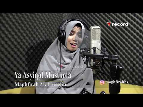 Maghfirah M Hussein Ya Asyiqol Musthofa Full HD