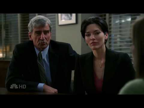 Jennifer Beals - Law and Order S17E12 - Charity Case - part 4