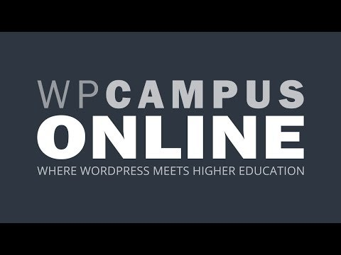 Building Relationships through Program Promotion - WPCampus Online 2018 - WordPress in Higher Ed