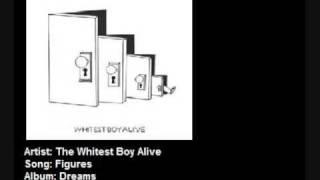 The Whitest Boy Alive - Figures