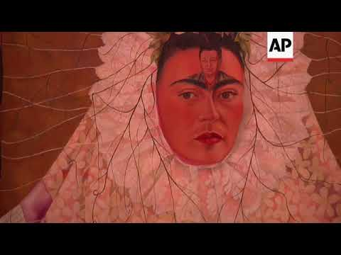 New exhibit aims to look beyond the myths of Frida Kahlo