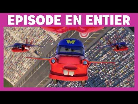 Cars Toon - Air Martin - Épisode Intégral VF - Disney Junior