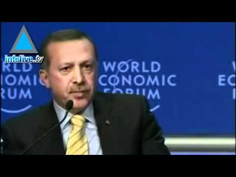 Erdogan: Israel's policies threatens the future