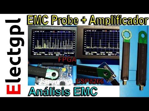 Download Review de Puntas de Medición EMC con Analizador de Espectro LTDZ