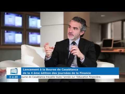 Bourse News invite : Badr Benyoussef