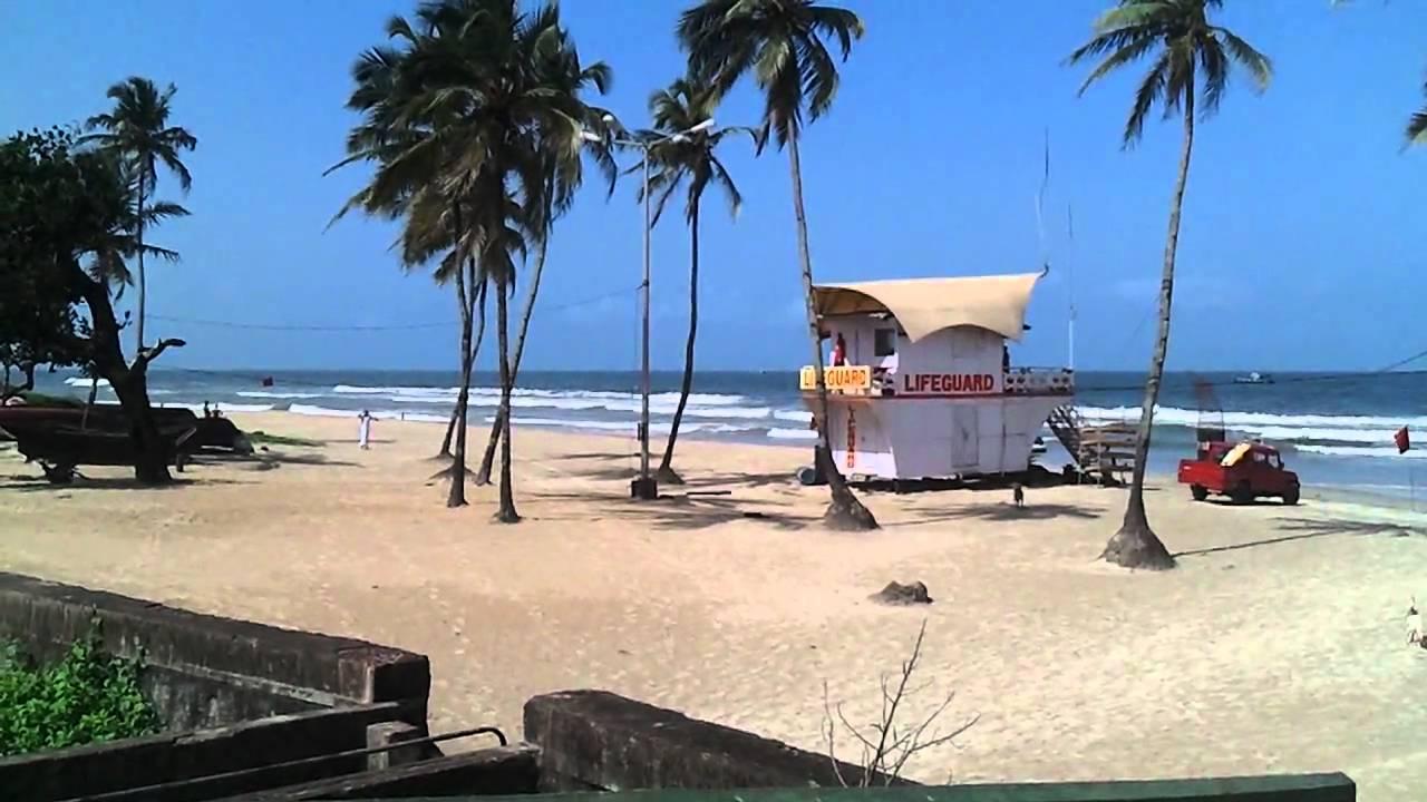 Samsung Galaxy S Hd Video Sample Goa Beach Good Light