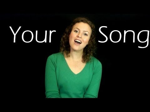 Your Song - Ellie Goulding/Elton John (cover by Christy-Lyn)