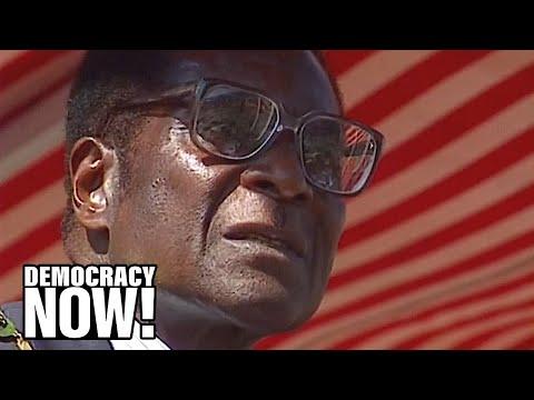 Robert Mugabe, Ousted Zimbabwean President & Liberation