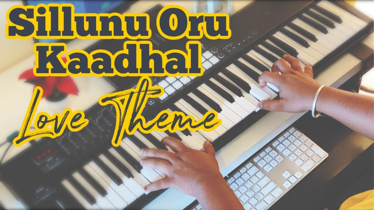 Sillunu Oru Kaadhal Love Theme Cover   Munbe Vaa   A. R. Rahman   Suriya   Jyothika   Bhumika