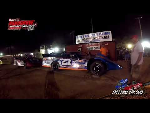 #27 Tyler Carpenter - Crate - 8-24-19 Lake Cumberland Speedway - In-Car Camera