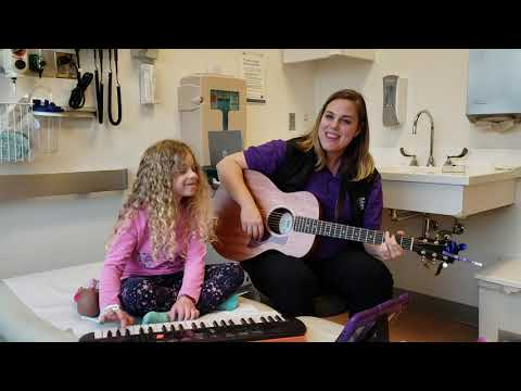 "Danielle and Elke perform ""Try Everything"" (Shakira) in bed 
